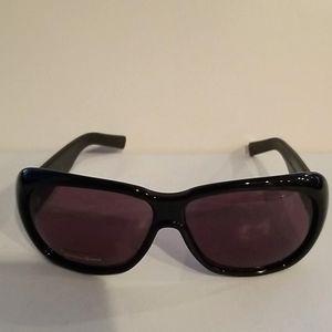 Bottega Veneta Black Frame Sunglasses New $450. +